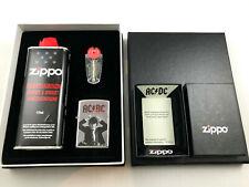 ZIPPO Feuerzeug Geschenk Set - AC/DC Angus Young - Neuheit 2020- 60004729
