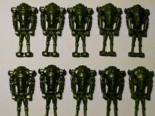 Lego Star Wars Armee: 10 x Super Battle Droid - 7654 7670 7681 8091        (146)