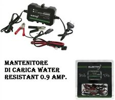 MANTENITORE DI CARICA MOTO CARICA BATTERIA IMPERMEABILE ELEKTRA 1,5 Amp NEW