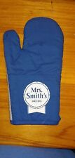Mrs. Smith's Oven Mitt - Blue