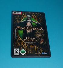 SpellForce 2 - Gold Edition, Originalspiel & Add-On (PC Spiel)