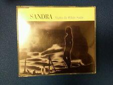 SANDRA - NIGHTS IN WHITE SATIN. CD SINGOLO 5 TRACKS