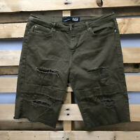 RUSTIC DIME SUNSET JOGGER PANTS RIPSTOP OLIVE SIZE 32 38