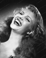 8x10 Print Rita Hayworth Beautiful Studio Portrait #6542