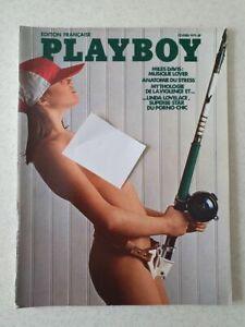 Magazine PLAYBOY FRANCE french fevrier 1975