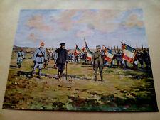 """la grande guerre(1914-1918)""""""""  REVUE DES DRAPEAUX DE VERDUN   """""""