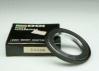 Doi Body Mount Adapter Ring 42x1 A Canon Fd