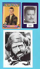 Robert Goulet CARDS! Unique Card Collection