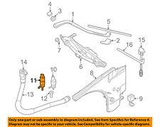 BMW OEM 07-13 X5 Headlight Head light lamp Washer/wiper-Pump 67128377430