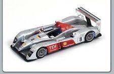 1/43 Spark Audi R10 TDi  Audi Sport  Winners 12 Hrs Sebring 2006