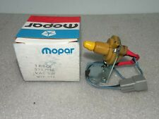 1976 DODGE CHRYSLER PLYMOUTH FUEL PACER VACUUM SWITCH NOS MOPAR