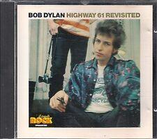 CD ALBUM 9 TITRES--BOB DYLAN--HIGHWAY 61 REVISITED--1991