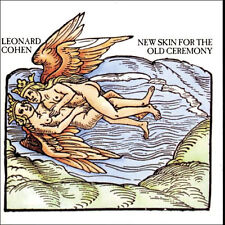 CD - COHEN, LEONARD - NEW SKIN FOR THE OLD CEREMONY - SEALED