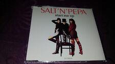 SALT N PEPA/START ME UP-MAXI CD