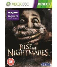 RISE OF NIGHTMARES XBOX 360 xbox360 Italiano (KINECT richiesto)