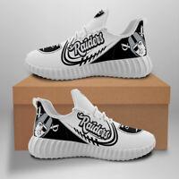 Las Vegas Raiders Sneaker Running Shoes For Men Women