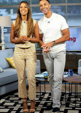 Zara High Cotton Trousers for Women