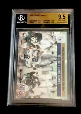 1990 Pro Set Emmitt Smith ROOKIE RC #800 BGS 9.5 GEM MINT rookie of the year