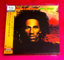 Bob Marley Natty Dread SHM MINI LP CD JAPAN UICY-94589