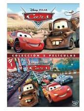 Pack Cars + Cars 2 - DVD (NUEVO PRECINTADO)