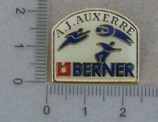 PIN'S BERNER FOOTBALL AJ AUXERRE AJA ABBE-DESCHAMPS