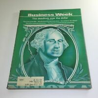 Business Week Magazine: September 25 1971 - The Deadlock Over The Dollar