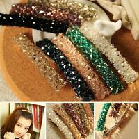 Bling Headwear Crystal Rhinestone Hairpin Hair Clip Barrette