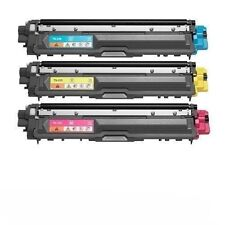 For 3PK BROTHER TN225 COLOR TONER Cartridge 3140CW 3170CDW 9130CW 9330CDW HIGH