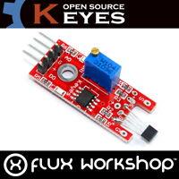 Keyes Hall/Holzer Effect Sensor Module KY-024 49E 5118G Arduino Pi Flux Workshop