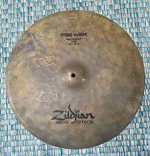 """Zildjian Sound Effects Re-Mix BreakBeat Ride 18""""/45 cm Cymbal"""