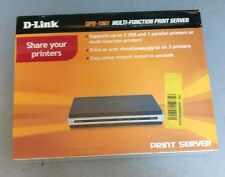 DPR-1061 D-LINK MULTI-FUNCTION PRINT SERVER usb parallel 3 printer
