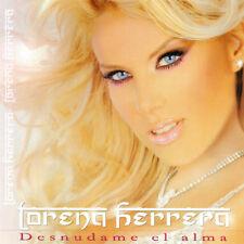 LORENA HERRERA Desnudame El Alma rare CD new dance pop bailable ( Como FLASH