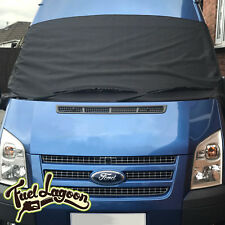 Ford Transit Window Screen Cover Black Out Blind Deffleff Roller Motorhome mk7