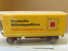 Wiking Kofferanhänger Deutsche Möbelspedition VP (U4426)