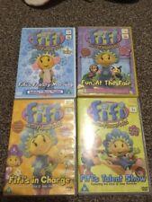 Fifi And The Flowertots Dvd Bundle 4 Dvds