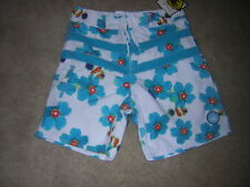 Body Glove Board Surf Hawaiian Board SHORTS Men's Size 28 MultiColor NEW/NWT