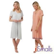 i-Smalls Ladies Soft Pregnancy Nightshirt Chemise