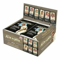 2020 Topps Allen & Ginter X Sealed Hobby Box Online Exclusive Confirmed Order