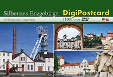 DigiPostcard Freiberg im Erzgebirge - Ansichtskarte mit DVD als Stadtführer