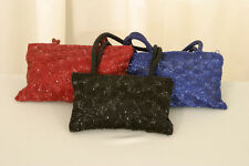 Beaded Shoulder Bag Wedding Party Clutch Indian Purse Messenger Bags