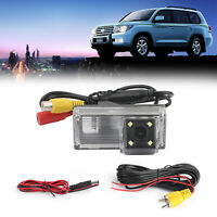170 Degrees Reverse Backup Camera Fit For Toyota Land Cruiser 70/100/200 Series