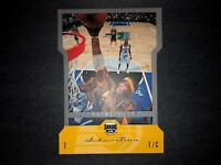 2004-05 SKYBOX LIMITED EDTION BASKETBALL JERMAINE O'NEAL #66 INDIANA PACERS NBA