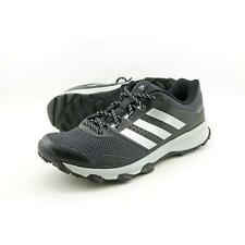 Adidas Duramo 7 Trail Men US 9.5 Black Trail Running Pre Owned  1483