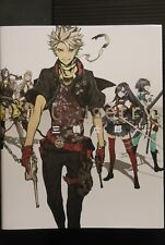 JAPAN Shirow Miwa Design Archives: Gadgetry (Dogs,Joker Game etc.) Art Book
