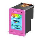 901XL+Refilled+Ink+Cartridge+901XL+Color+FOR+HP+Officejet+4500+J4525+J4535+J4680