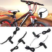 Aluminum Alloy Electric Bike E-Bike Brake Levers For 22.5mm Handlebar Bicycle LJ