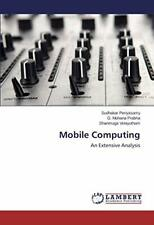 Mobile Computing by Sudhakar  New 9783659766145 Fast Free Shipping,,