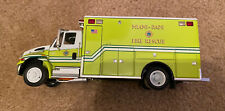 Miami FIRE EMS AMBULANCE Unit INTERNATIONAL 4400 - First Gear