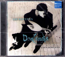 Lee SANTANA: DOULANDIA John DOWLAND Definitely & Dubious Lute Music CD Fantasie