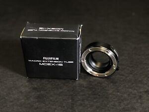 Fujifilm Fuji MCEX-16 Macro Extension Tube for X-Mount